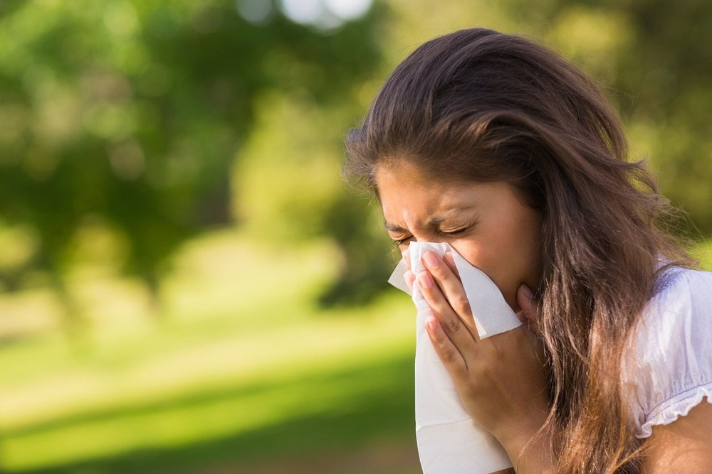 allergies in houston