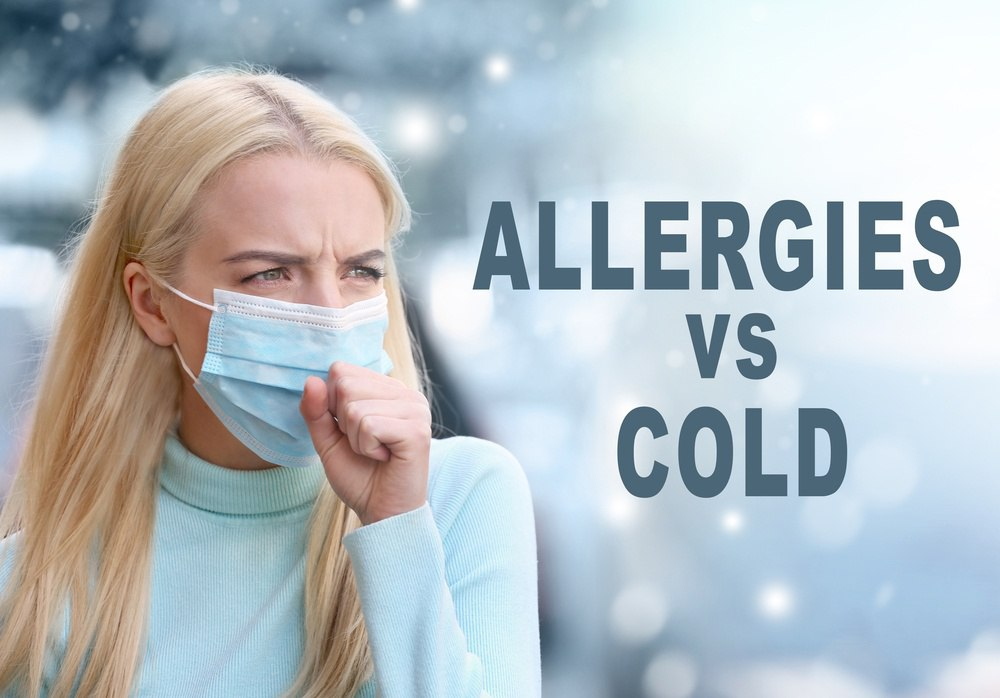 allergies vs cold and flu in houston