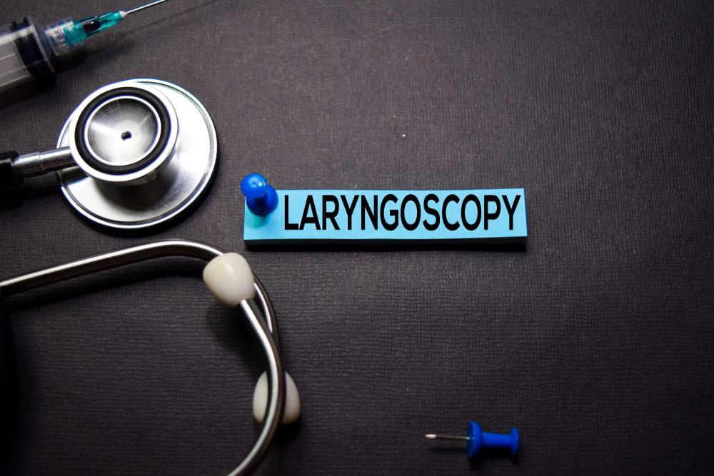 laryngoscopy houston ent