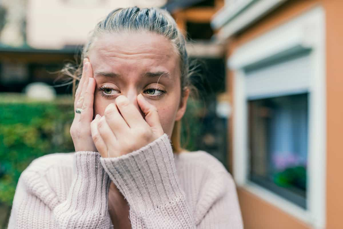 sinus pressure pain